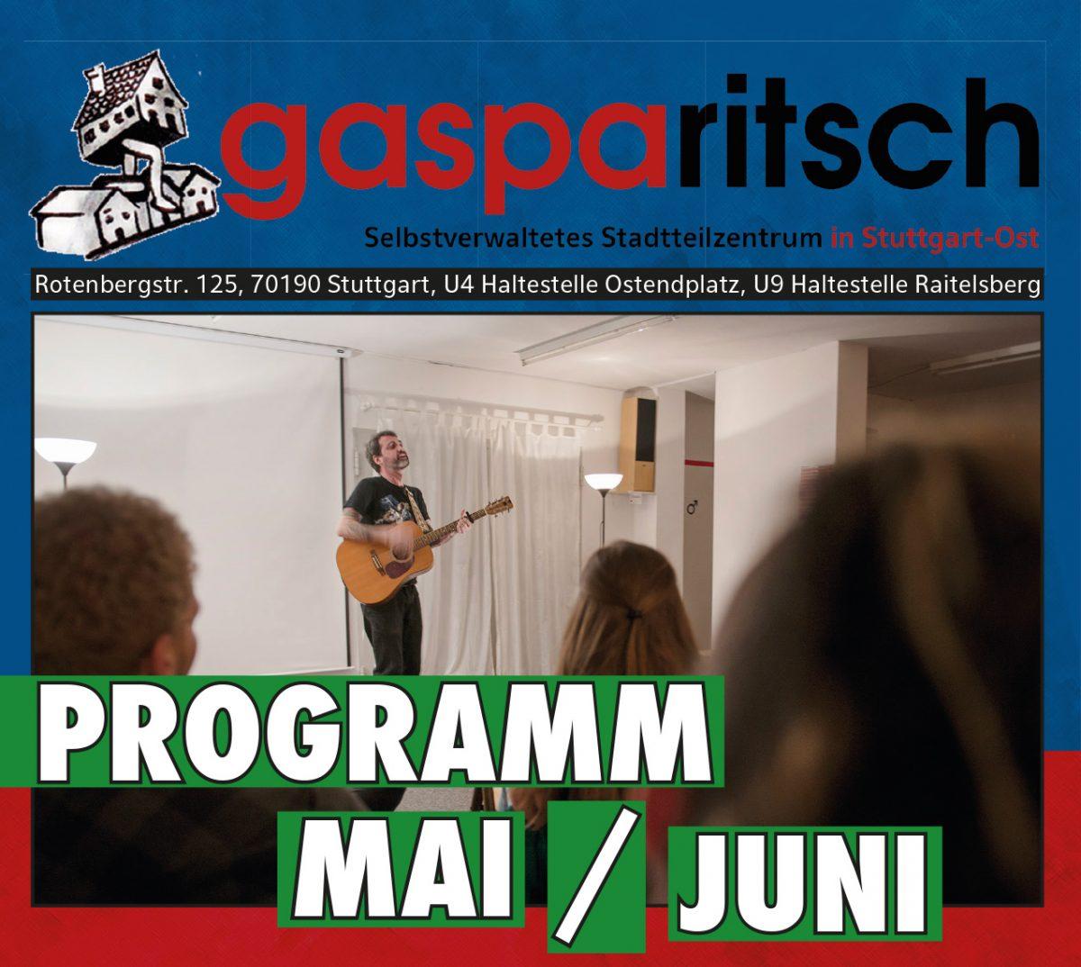Programm Mai / Juni