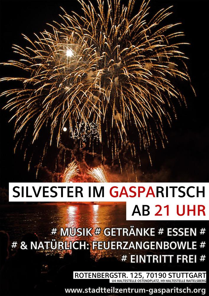 Silvester im Gasparitsch