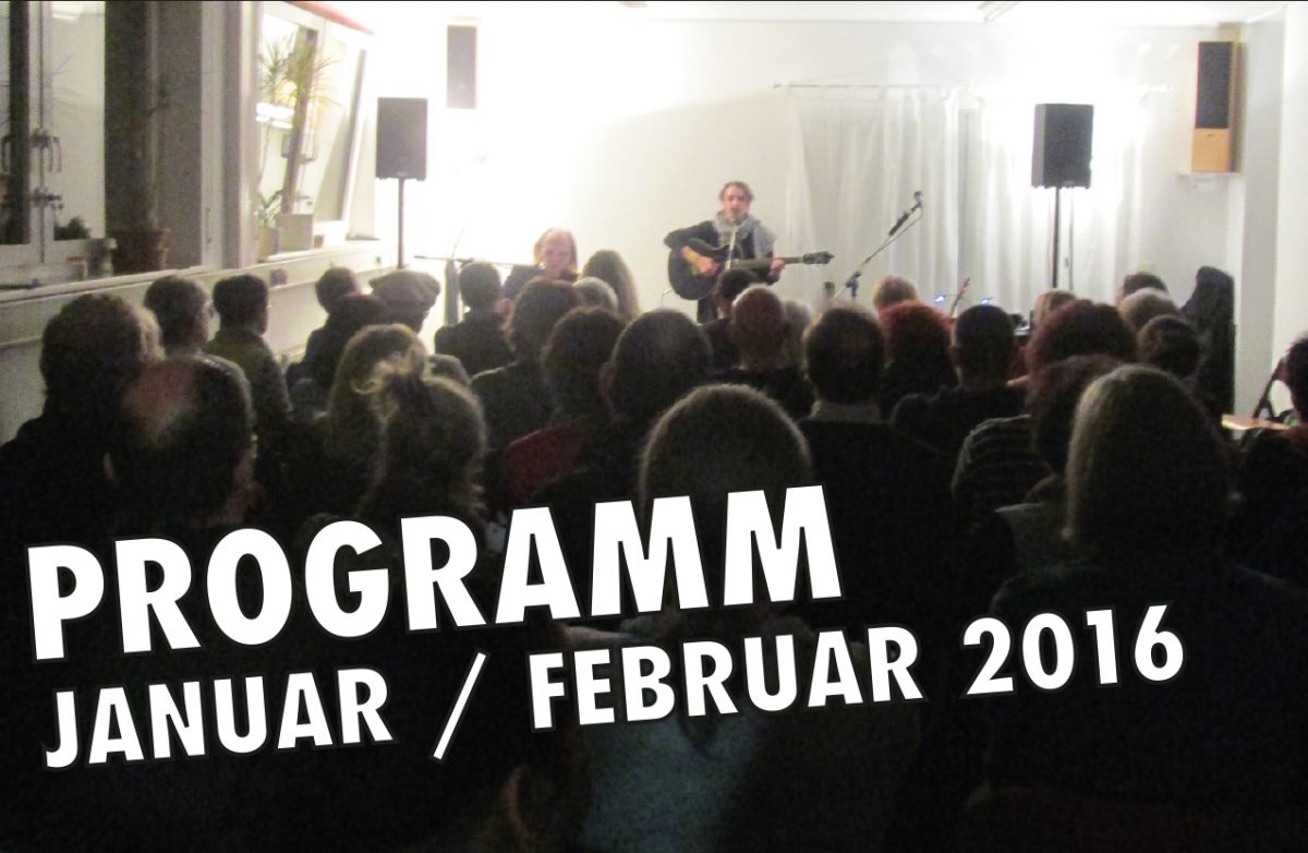 Programm Januar / Februar 2016