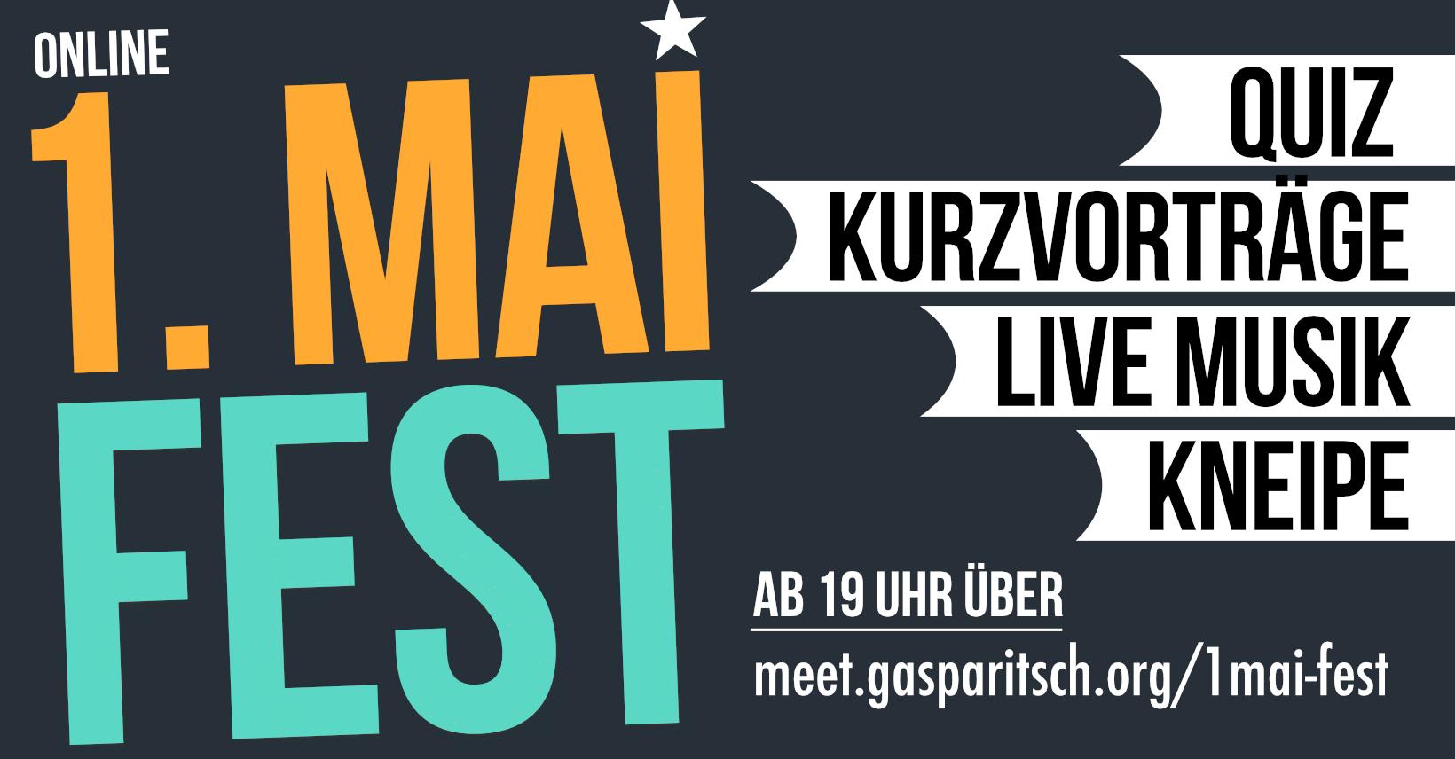 1. Mai Fest – Online